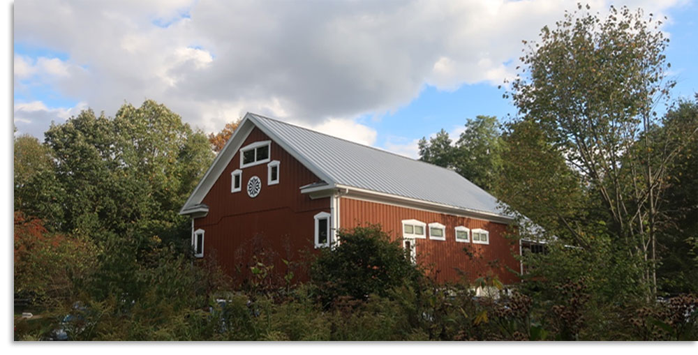 Crow Timber Frame Barn Art Retreats
