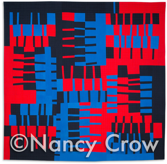 Nancy Crow quilt